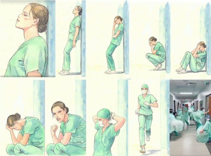 Dank Memes Call Out Dancing TikTok Nurses