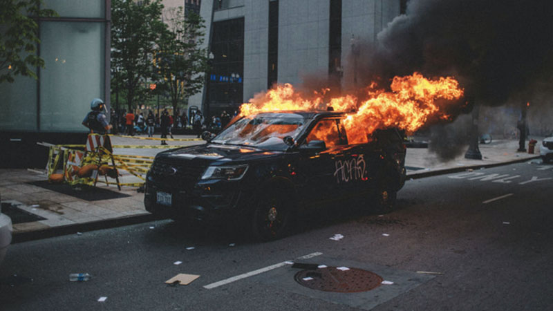 Democrats & Media Promoted And Praised Riots Until It Was Turned Against Them — Watch Live!