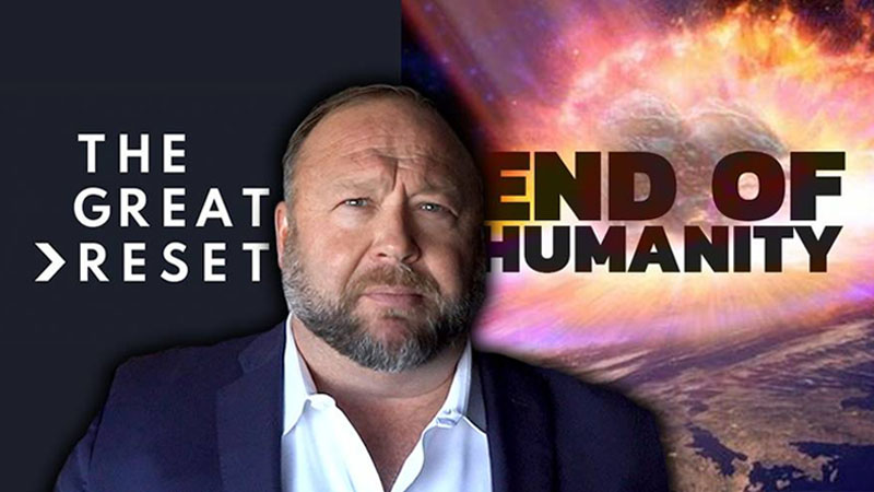 The Great Reset Equals The End Of Humanity