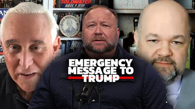 Emergency Message To Trump! Deep State Still Planning 25th Amendment Coup