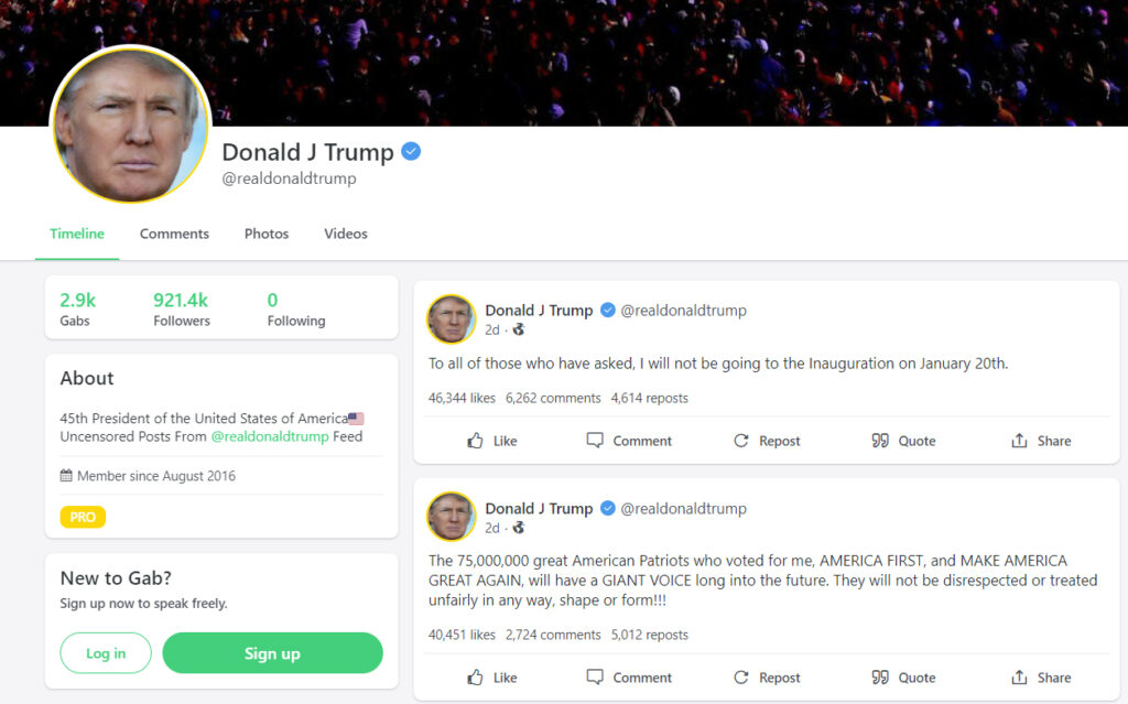 Site Archived Every Single POTUS Tweet