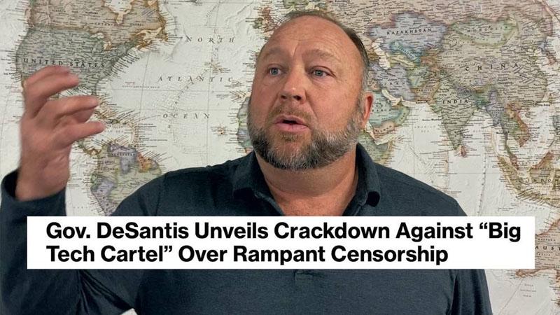 America Strikes Back! Gov. DeSantis Launches Bold Crackdown Against The Big Tech Cartel