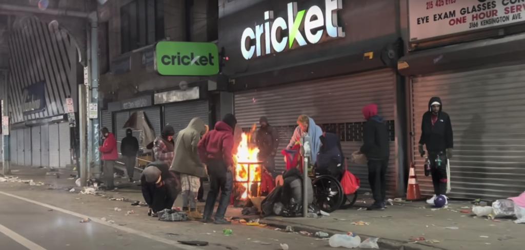 Disturbing Night Footage Of Philadelphia Is A Glimpse Of America's Democrat-Run Future