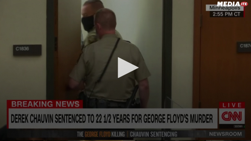 """Chauvin Verdict A Disappointing """"Punch In The Gut,"""" Calls For Feds To Add To Sentence"""