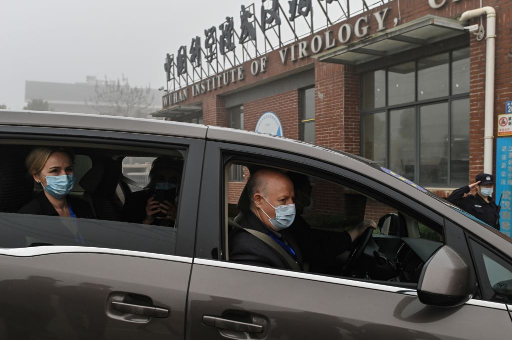 Researcher Who Funded Wuhan Lab, Admitted To Manipulating Coronaviruses Thanked Fauci For Dismissing Lab Leak Theory GettyImages-1230937718