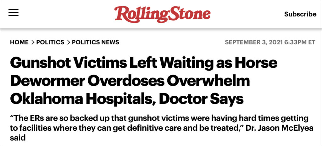 Rolling Stone Runs Ivermectin Poisoning Hoax Story Rollingstone2i4718467554-1024x467